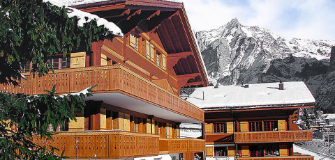 GRINDELWALD CHALETS & APARTMENTS