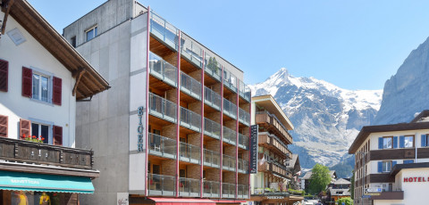 EIGER SELFNESS HOTEL