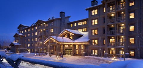 TETON MOUNTAIN LODGE - TETON VILLAGE