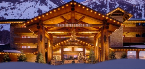 SNAKE RIVER LODGE - TETON VILLAGE