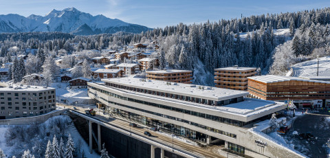 THE HIDE HOTEL - FLIMS