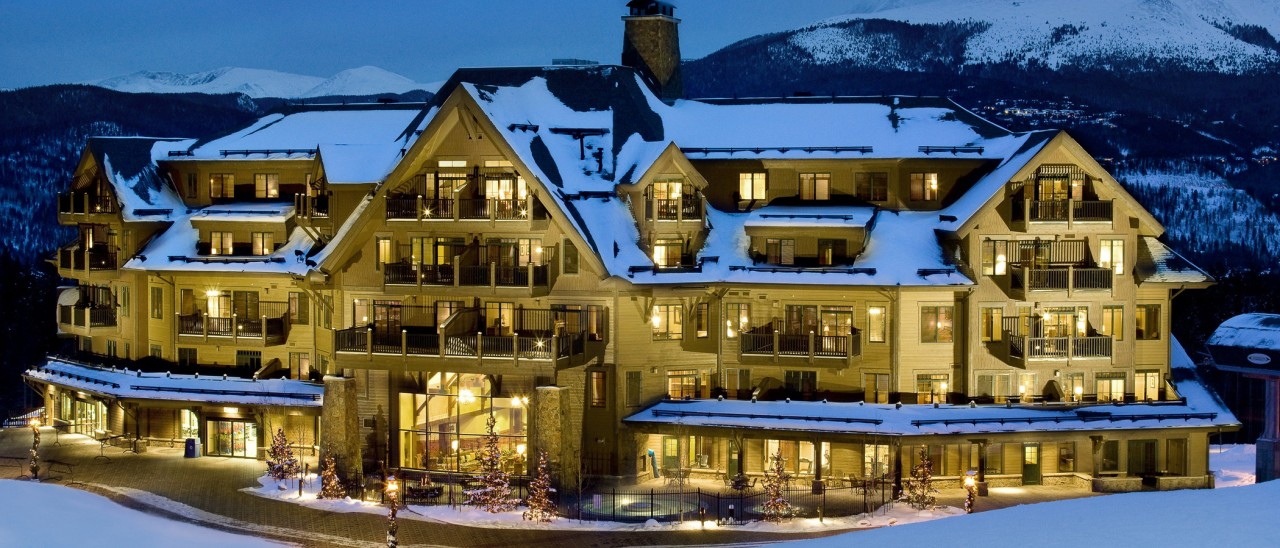 Crystal Peak Lodge Breckenridge North American Skiing